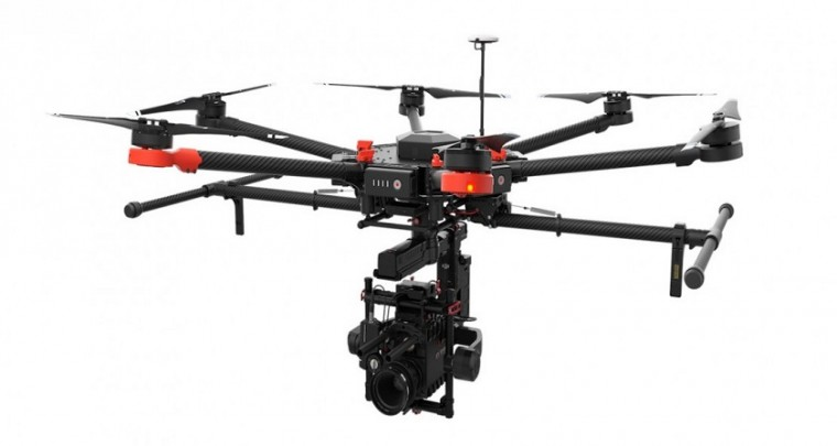 DJI Unveils Next-Generation Matrice 600 Drone