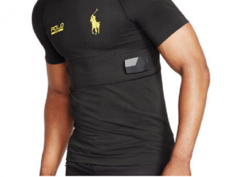 Tech and Fashion Equals Ralph Lauren PoloTech Shirt