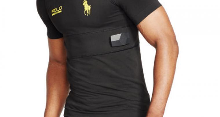 Tech and Fashion Equals Ralph Lauren PoloTech Shirt