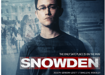 "Watch: The First Trailer For Edward Snowden Movie ""Snowden"""