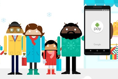 Android Pay in UK
