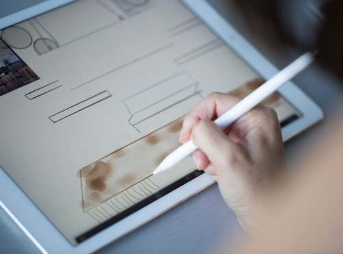 Apple Pencil Patent: Swappable Tips May Feature in Next Gen Intelligent Stylus