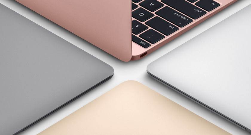 MacBook Color Options