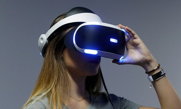 Virtual Reality Help: Motion Sickness from Oculus VR?