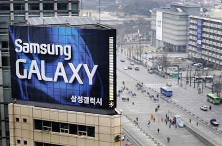 Nvidia and Samsung