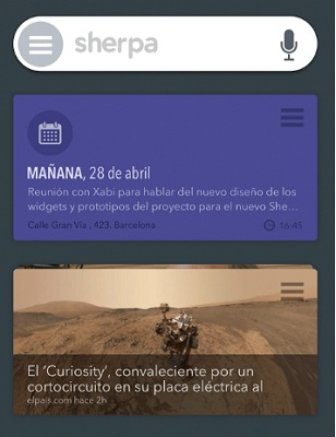 Spanish AI Assistant Sherpa