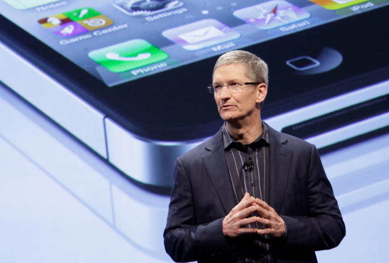Tim Cook will Visit India to Drive the 'iPhone Business' out of Crisis