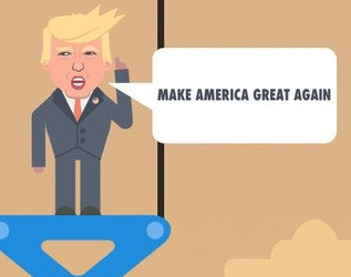 Trump's Wall for iOS: Make America Great Again with Donald Trump