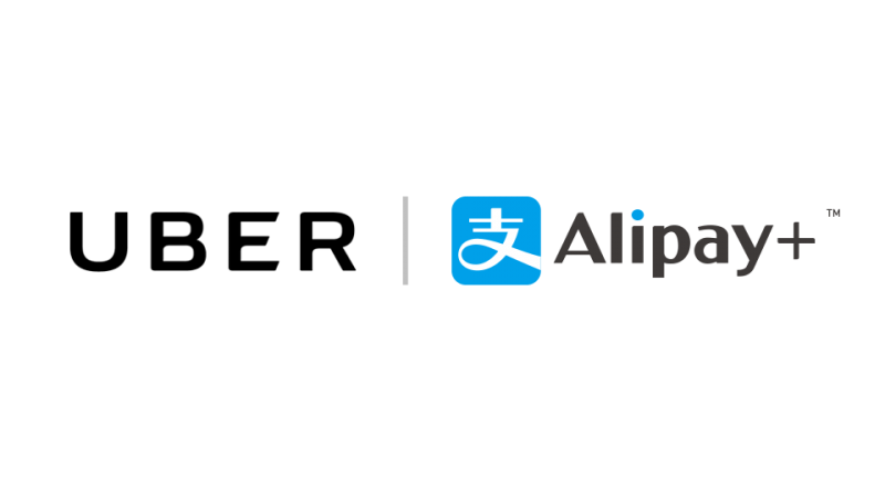 Uber teams up with Alipay