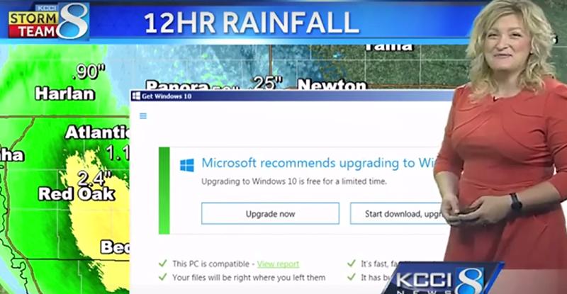 Windows 10 Upgrade Notifications