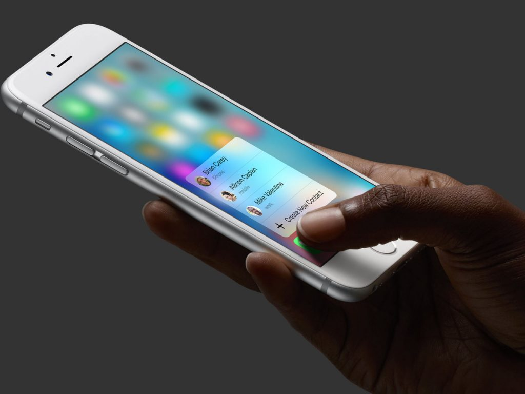 5 Great 3D Touch Apps