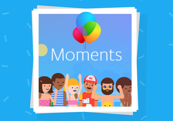 Download Moments App