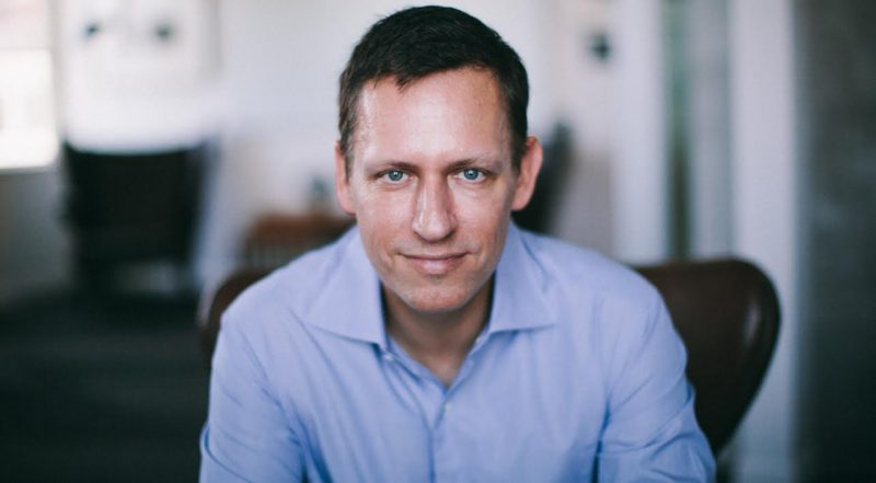 Facebook Re-elects Peter Thiel