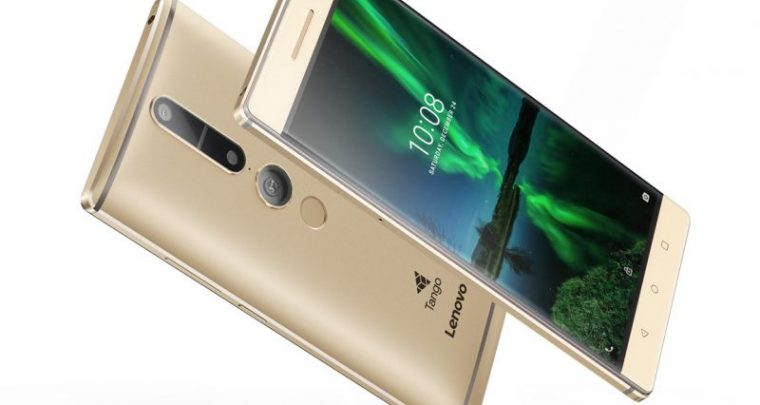Lenovo Debuts World's First Tango-Enabled Smartphone, Phab 2 Pro