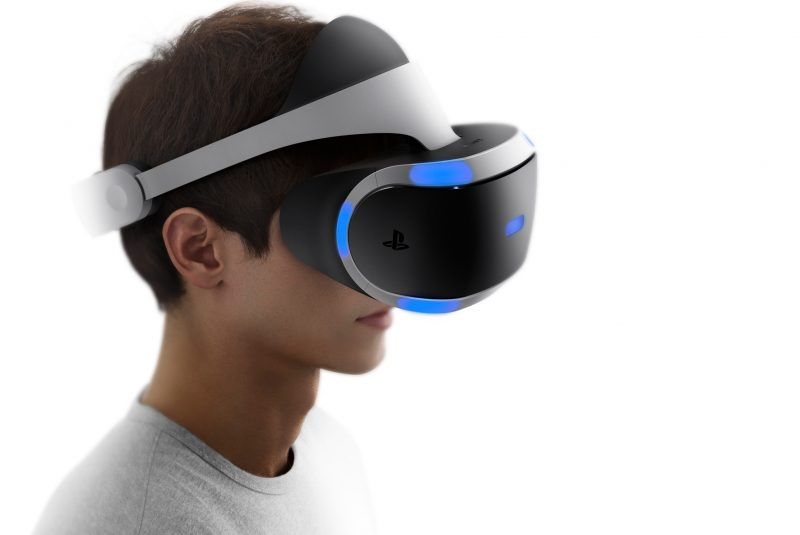 PlayStation VR Release Date