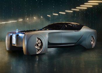 Got Millions To Flush? Autonomous Rolls Royce is a Great Idea