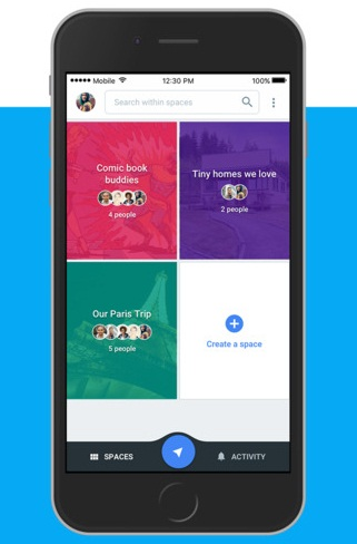 Spaces (Free) App