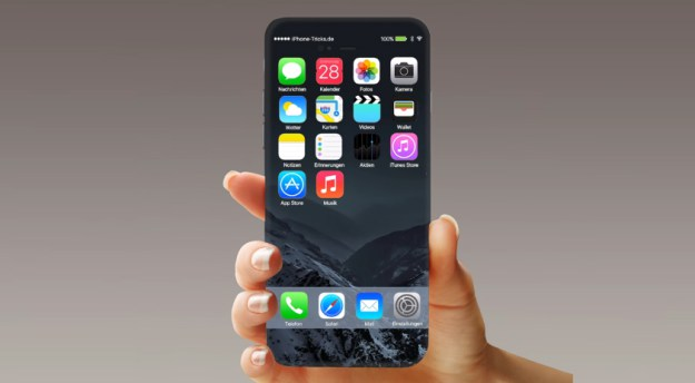 Upcoming iPhone 7