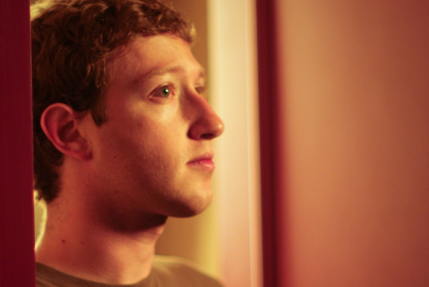 Zuckerberg's social media accounts