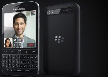 It's A Wrap For BlackBerry Classic Line