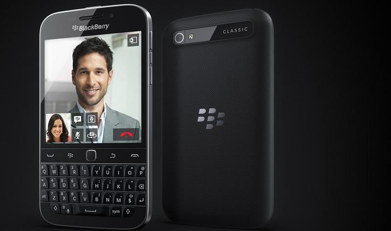 Blackberry Classic Line