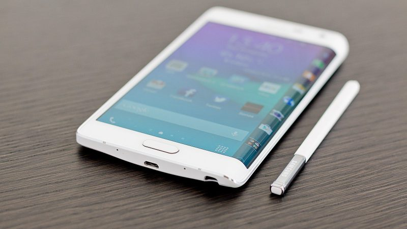 "Technowize ""Galaxy Note 7 Preview"""