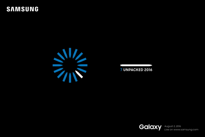 Galaxy Note Unpacked 2016