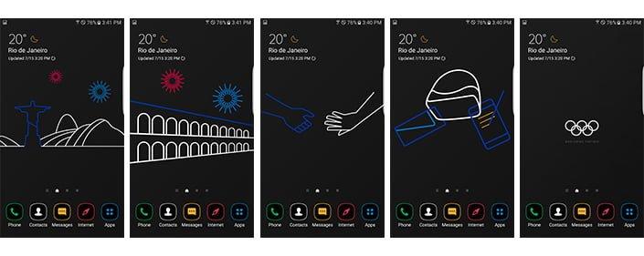 Galaxy S7 Limited Edition