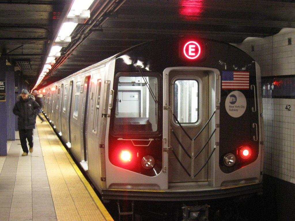 NYC Subway Cars