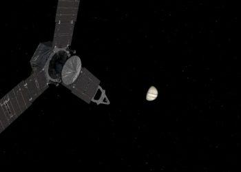 How Long Will $1.13 Billion Spacecraft Near Jupiter Survive?