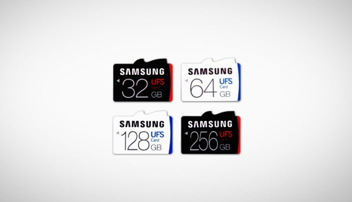 Samsung Debuts First Of Its Kind Fastest Memory Cards