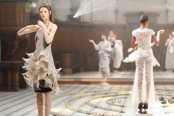 Fashion Technology in High-End Luxury Couture
