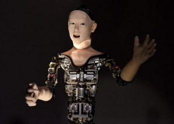 The Creepy Alter Robot That Might Haunt Your Sleep