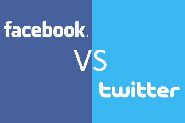 Greatest app rivalries Facebook vs Twitter