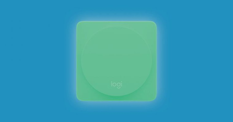 Pop Home Switch: Logitech's New Smart Button to Control an Entire Home