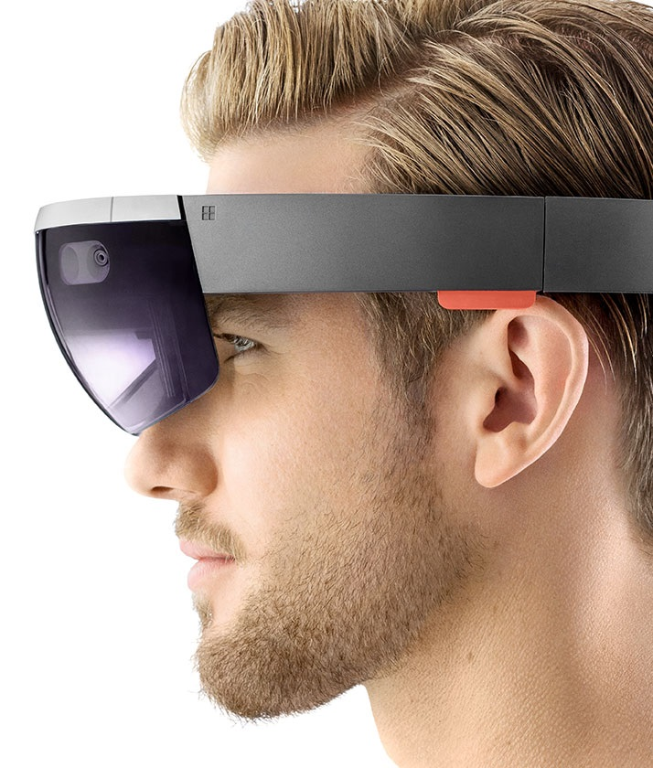 Microsoft HoloLens features