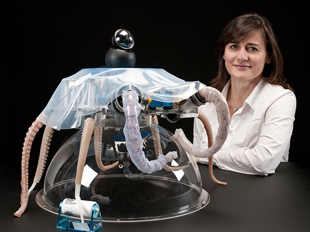 The Soft-Bodied Robotic Octopus that could Revolutionize Deep-Sea Exploration