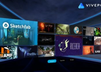 HTC Unveils Viveport, a New Virtual Reality App Store
