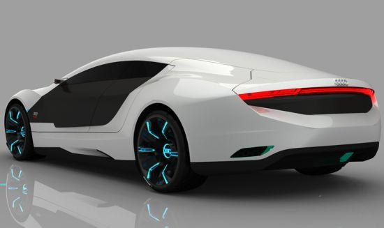 coolest technologies car