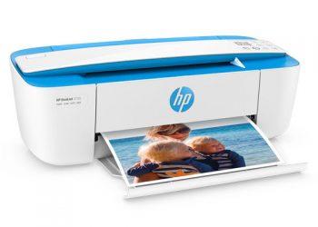 HP DeskJet Ink Advantage 3700: World's Smallest All-In-One Printer
