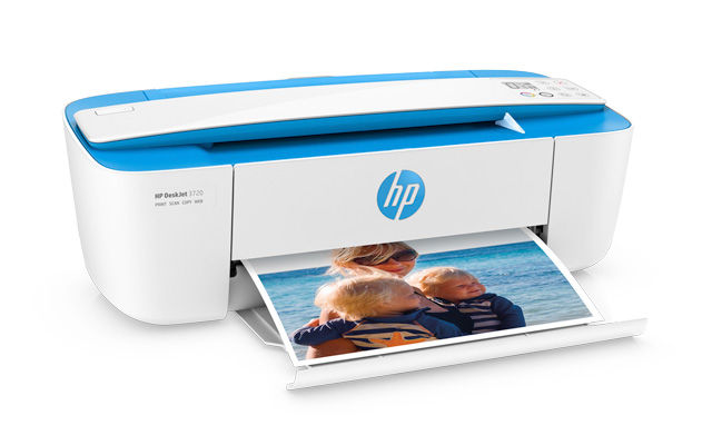HP DeskJet Ink Advantage 3700: World's Smallest All-In-One Printer