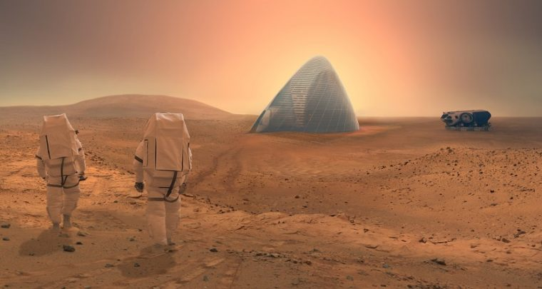 Elon Musk's grand plan to build a permanent human base on the moon