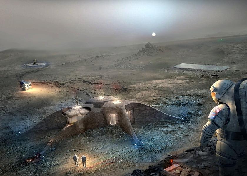 team-gamma life on mars