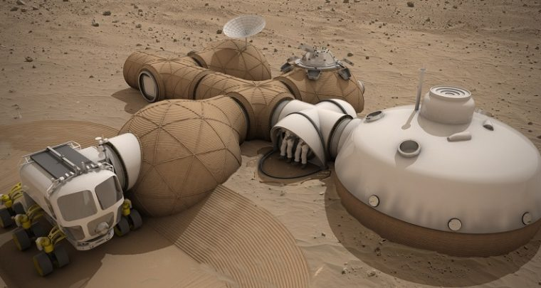 Space Industrialization, here we come!