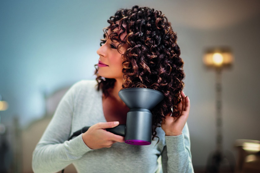 Dyson Hair Dryer (inaudible to human ears)