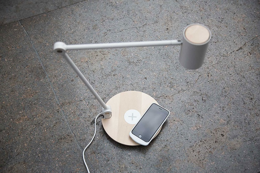 Wireless Charging by IKEA