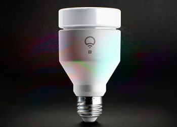 LIFX+ Produces Infrared Light For Better Security Monitoring