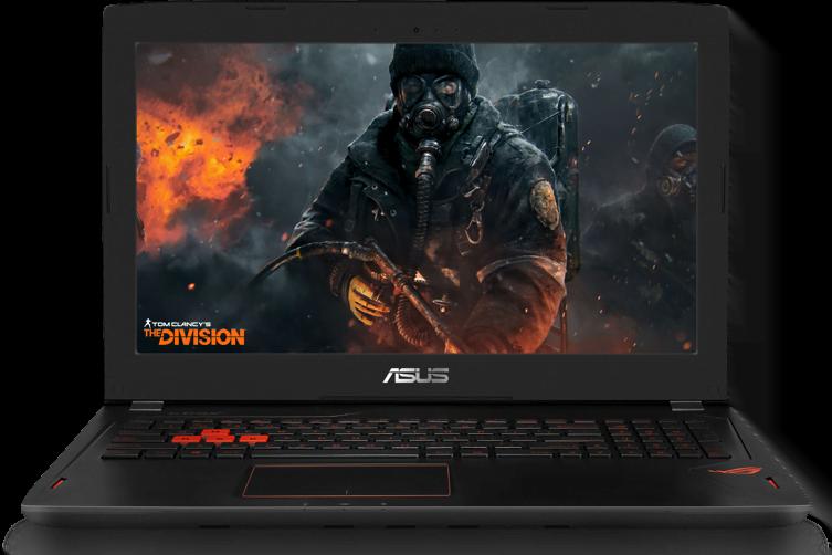 Asus ROG Strix GL502 for High-End Gaming Laptops