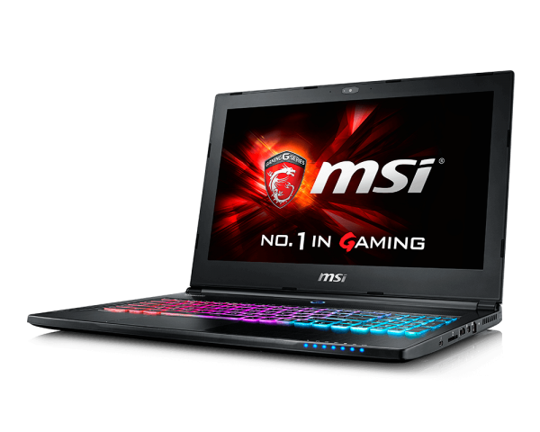 MSI GS60 Ghost Pro for High-End Gaming Laptops