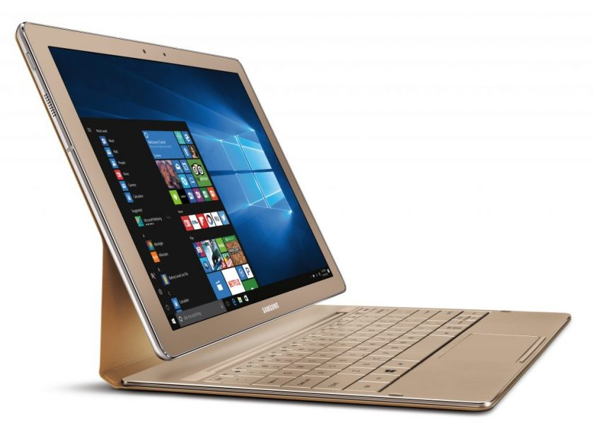 Samsung Galaxy TabPro S now has a Gold Edition Upgrade